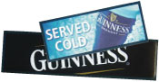 guinness bar runners